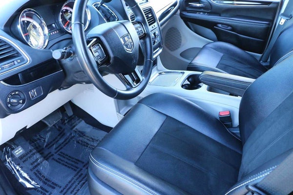 2019 Dodge Grand Caravan Sxt Roseville Ca